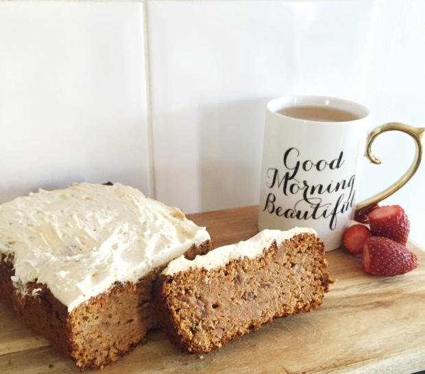 amirankin.com Gluten free, Dairy free, Vegan, Paleo 30 second Thermomix carrot cake!
